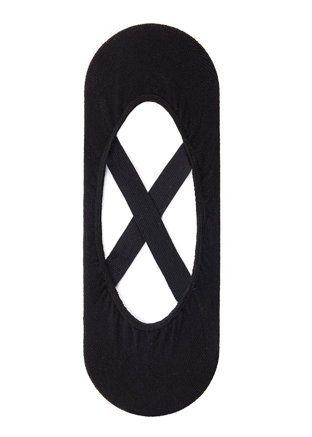 resm Active Yoga Çorap - SİYAH