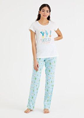 Resim Bella Pijama Takımı -