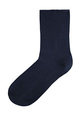Resim Lady Daily Comfort Çorap - KOYU MAVİ