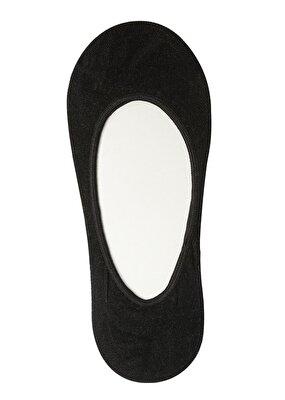 Resim Koton Mikro Babet Çorabı  - SİYAH