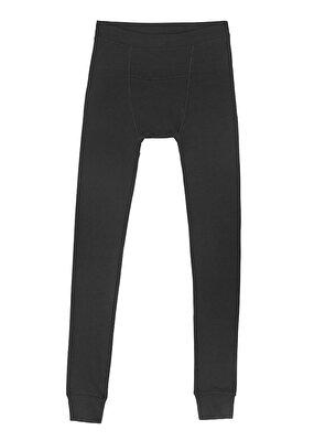 Resim Termal Erkek Pantolon - SİYAH