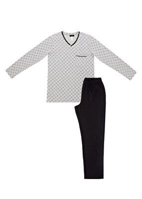 Resim Robby Pijama Takımı - GRİLİ