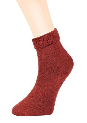 Resim Comffy Boot Soket Çorap - TARÇIN