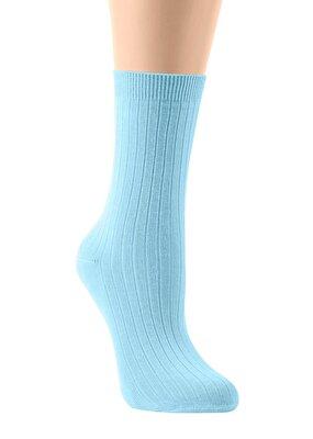 Resim Rainbow Soket Çorap - MAVİ
