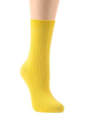 Resim Rainbow Soket Çorap - SARI