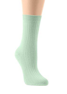 Resim Rainbow Soket Çorap - SU YEŞİLİ