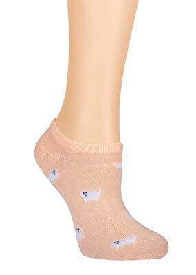 Resim Rainbow Soket Çorap - TURUNCU