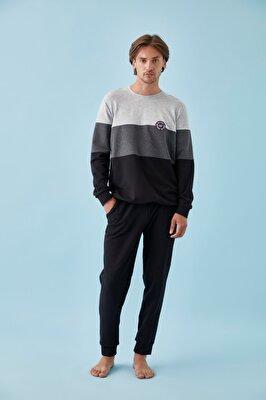Resim Sports Erkek Pantolon - SİYAH