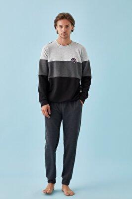 Resim Sports Erkek Pantolon - ANTRASİT MELANJ